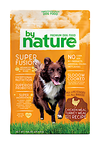 Home - By Nature Pet Food